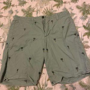 gap men's board shorts